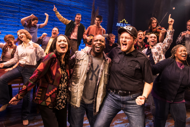 Company of Come From Away