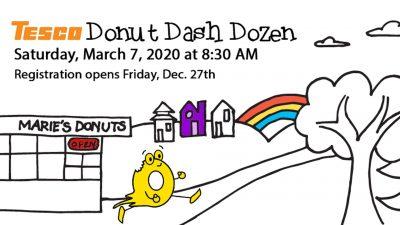 Donut Dash Dozen