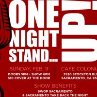 One Night Stand...Up