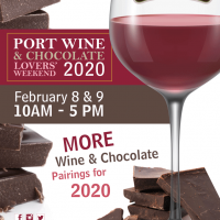 Port Wine and Chocolate Lovers' Weekend