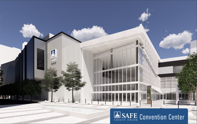 SAFE Credit Union Sacramento Convention Center