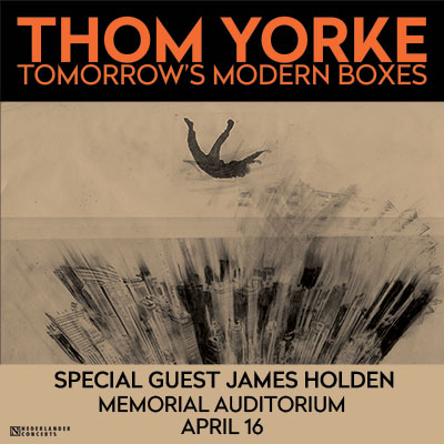 Thom Yorke with special guest James Holden (Postpo...