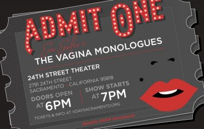 Eve Ensler's The Vagina Monologues Burlesque