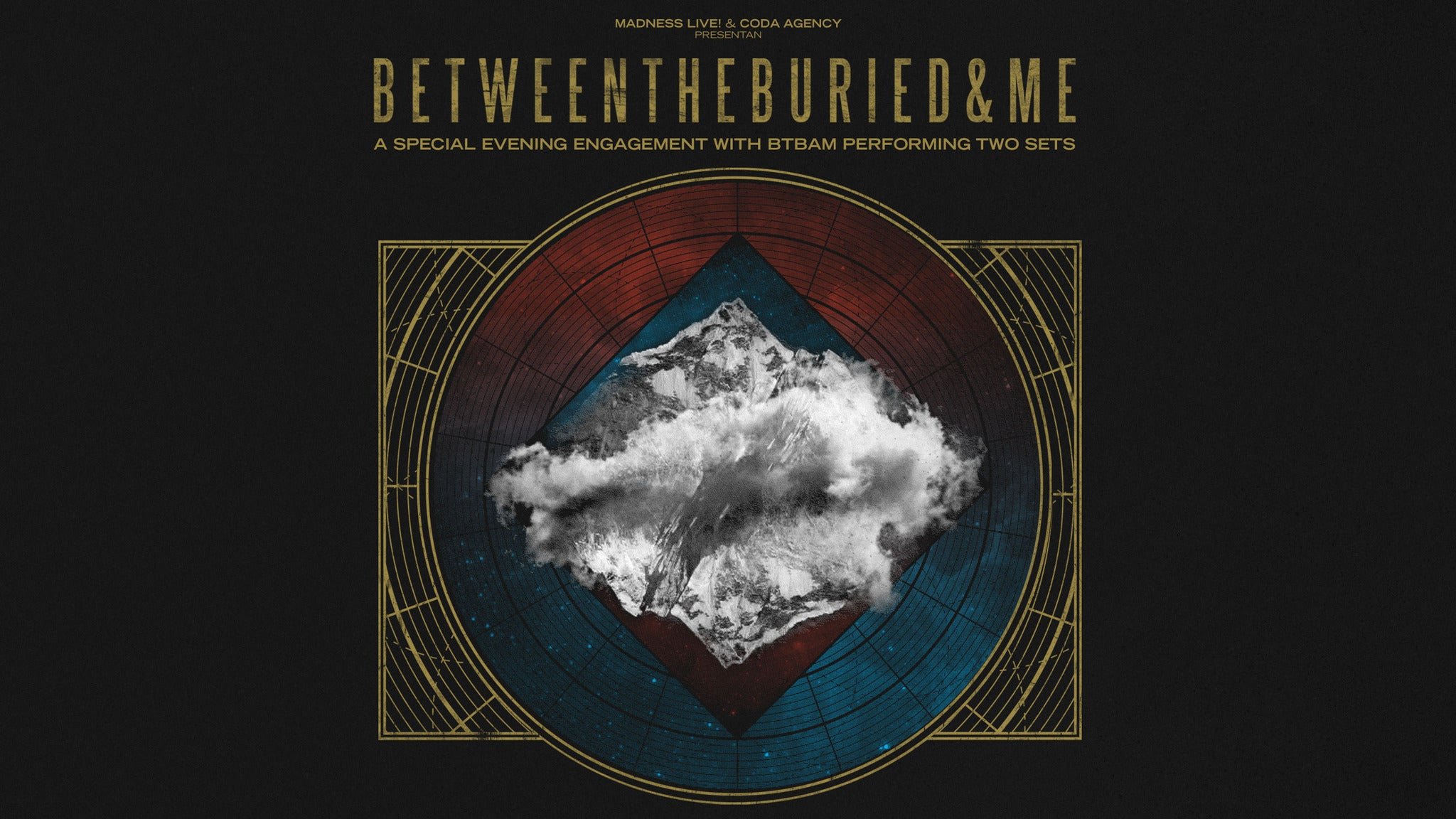 Between The Buried And Me (Postponed)