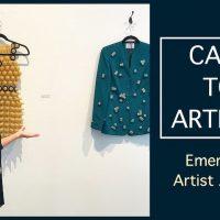 Call to Artists: Emerging Artist Award 2020