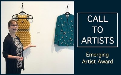 Call to Artists: Emerging Artist Award 2020