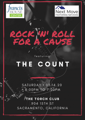 The Count: Rock 'n' Roll for a Cause