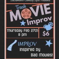 Trash Movie Improv: Thursday Scramble!