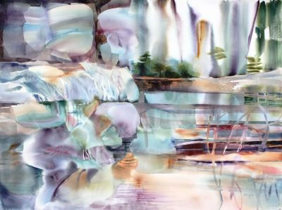 Watercolor Masters: Landscape