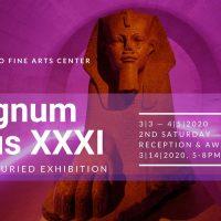 2nd Saturday Reception: Magnum Opus XXXI