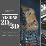 Visions: 2D and 3D (Postponed)