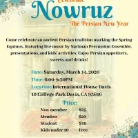 Celebrate Nowruz 2020