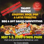 Everybody's Favorite BBQ and Hot Sauce Festival