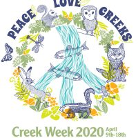 Creek Week Creek Cleanup and Celebration (Postponed)