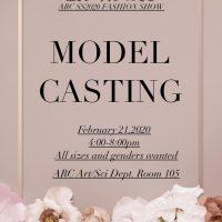 American River College Model Casting