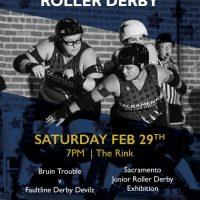 Sacramento Roller Derby Home Season Opener