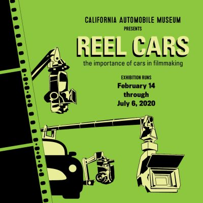 Reel Cars: The Importance of Cars in Film (Cancelled)