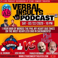 Verbal Insults Podcast