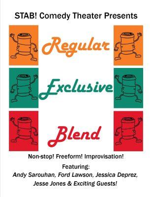 Regular Exclusive Blend