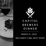 Capitol Brewers Dinner