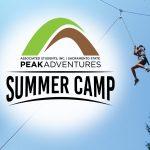Peak Adventures Green and Gold Camp (Week 1)