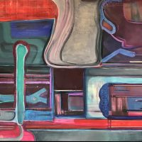 Modern Abstracts Exhibit