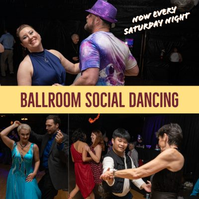 Ballroom Social Dance (Cancelled)