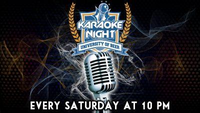 Saturday Karaoke Night (Cancelled)