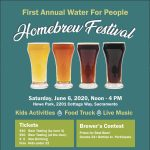 Water for People Home Brew Festival