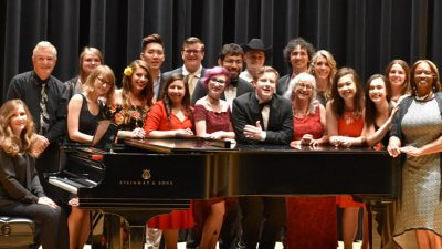 Folsom Lake College Spring Voice Recital (Cancelled)