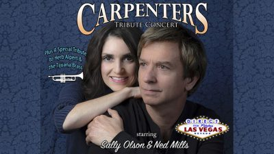 Carpenters Tribute Concert (Cancelled)