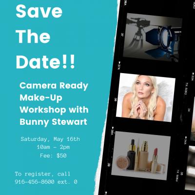 Camera Ready Make-up Workshop