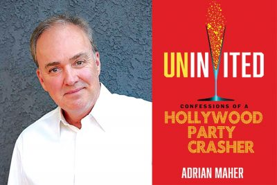 Adrian Maher Book Signing