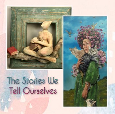 Laurelin Gilmore and Liz Webb: The Stories We Tell...