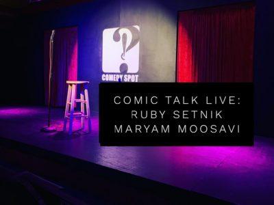 Comic Talk Live
