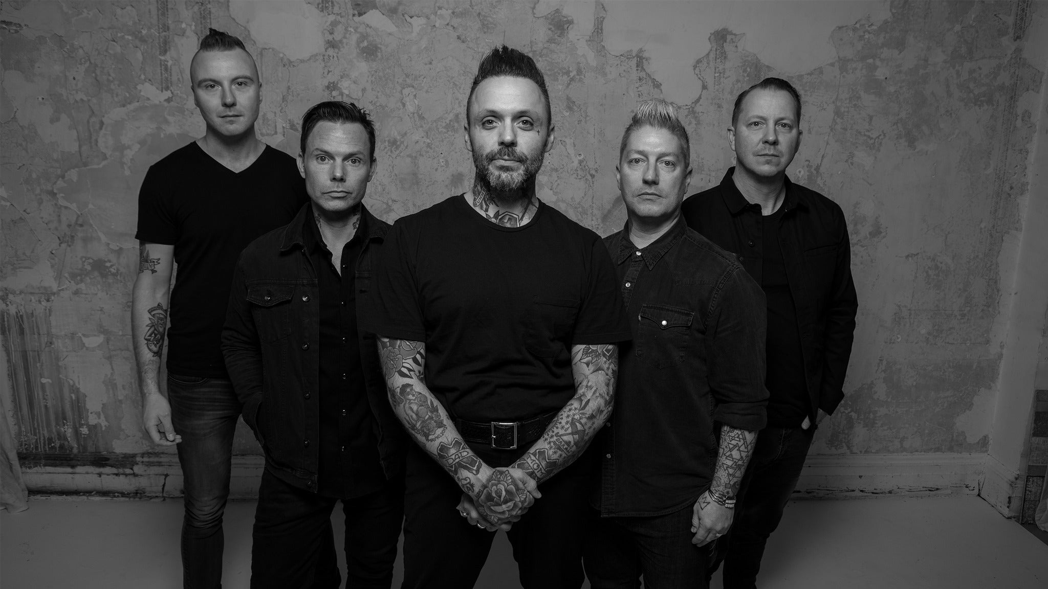 Blue October (Postponed)