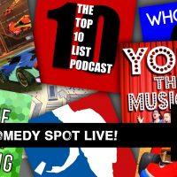 Live Stream: Comedy Spot Live
