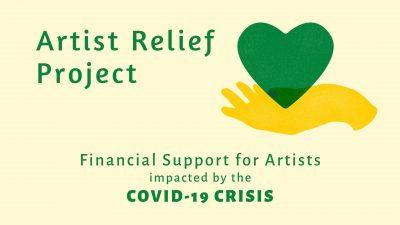 Artist Relief Program