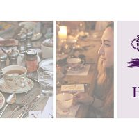 Classy Hippie High Tea (Postponed)