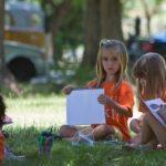 Crocker Art Camp: Bark, Meow, Roar, and Paint (Pos...