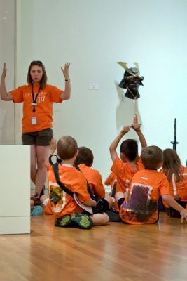 Crocker Art Camp: Imperial Dragons and Celestial Clouds
