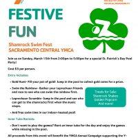 Shamrock Swim Fest