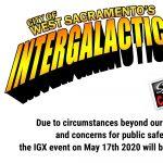 West Sacramento's Intergalactic Expo 2020 (Cancell...