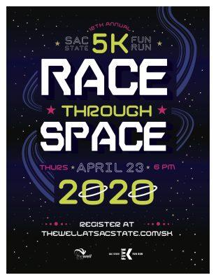Virtual Event: Sac State 5K Fun Run