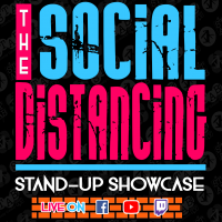 Live Stream: The Social Distancing Stand-Up Showcase