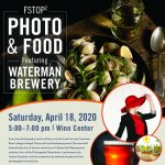 F Stop Squared Photo and Food Fundraiser (Cancelle...
