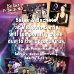 Salsa and Bachata Dancing at Midtown Barfly (Postp...