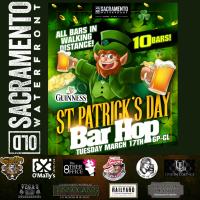 St. Patrick's Party Sacramento (Cancelled)