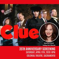 Clue with Leslie Ann Warren (Postponed)