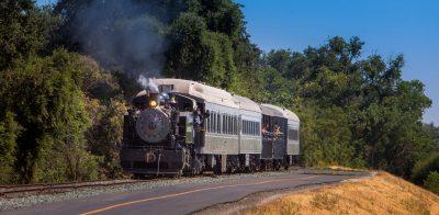 Weekend Excursion Train Rides (Postponed)